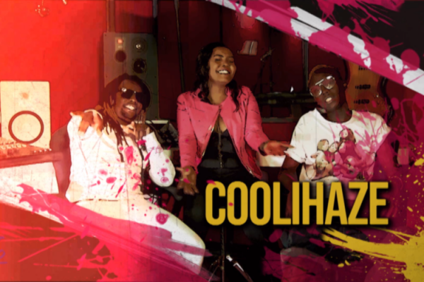 Exclusive: CooliHaze Give It To Us A capella!